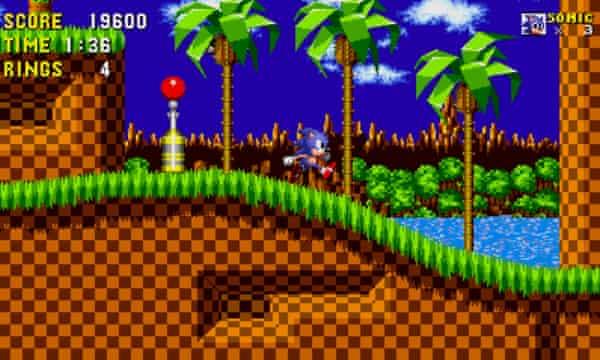 Sega Mega Drive Returns But This Is No Retro Toy Retro Games The Guardian