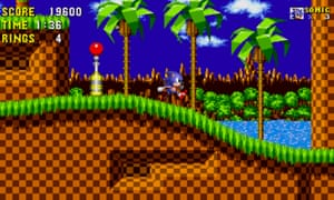 Sega Mega Drive returns – but this is no retro toy | Games