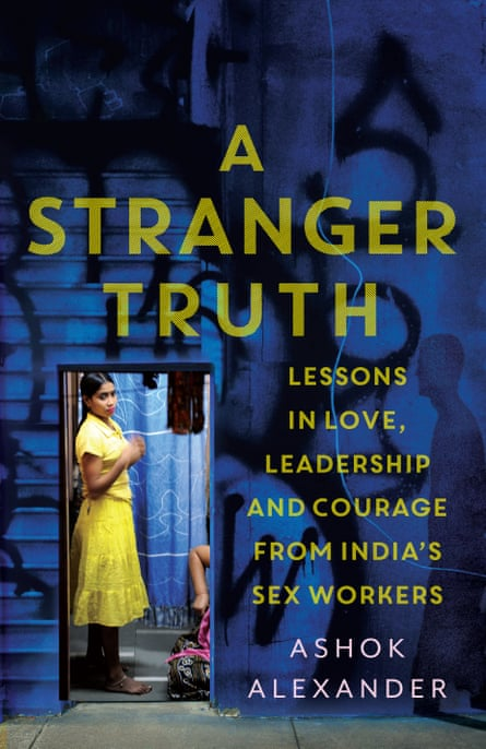 Book jacket of A Stranger Truth by Ashok Alexander