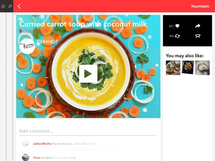 10 of the best cookery apps for iphone ipad and android 10 of the best cookery apps for iphone ipad and android technology the guardian forumfinder Choice Image