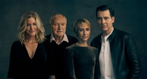 The Night of the Iguana cast includes Anna Gunn, Lia Williams and Clive Owen.
