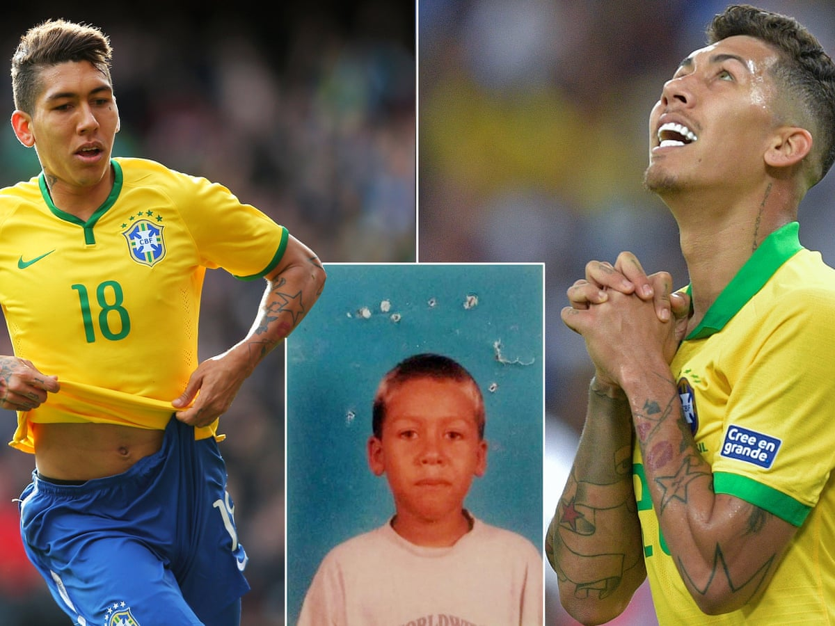 The Making Of Roberto Firmino By His Earliest Mentors In Brazil Liverpool The Guardian
