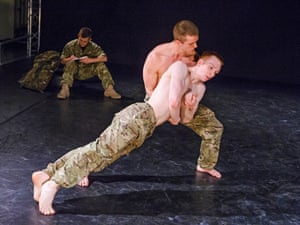 5 Soldiers: The Body Is the Frontline by Rosie Kay.