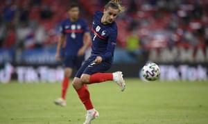 Antoine Griezmann Rescues France But Cannot Quieten The Hungary Delirium Euro 2020 The Guardian