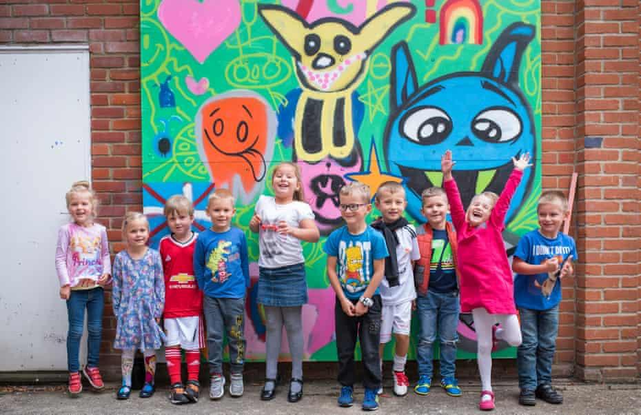 Polish Saturday school in Ely.