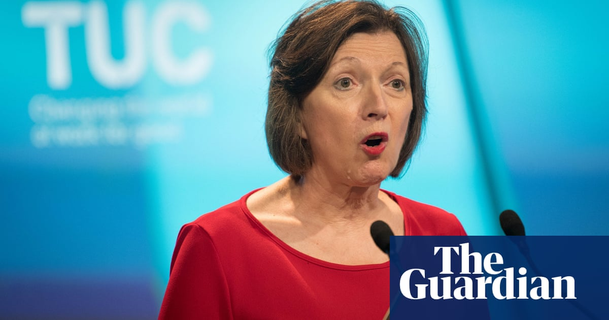 TUC accuses ministers of 'washing their hands' of workers' safety