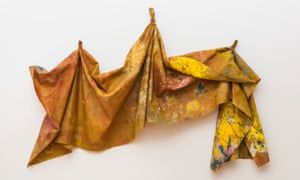 Sam Gilliam, After Micro W #2 (1982).