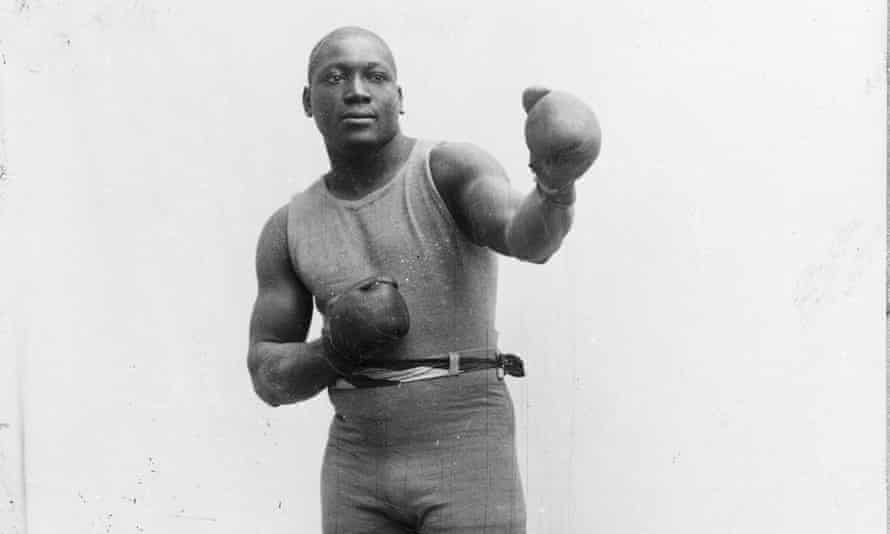Jack Johnson was one of the finest boxers in the world during his prime