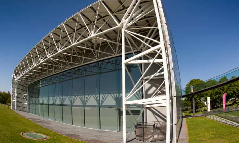 The Sainsbury Centre for Visual Arts in Norwich, by Norman Foster.