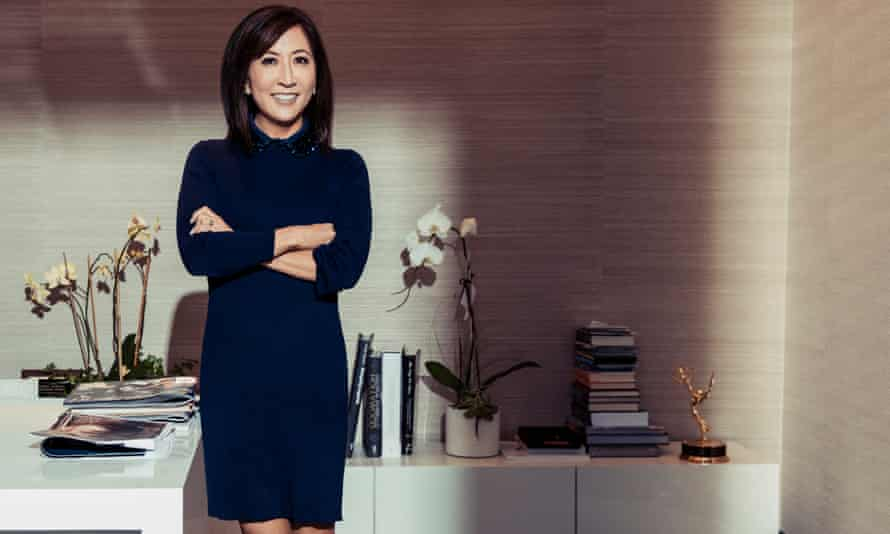 Once the weakling of the film industry trades, Janice Min has transformed the Hollywood Reporter into a publishing success story in her six years as editor.