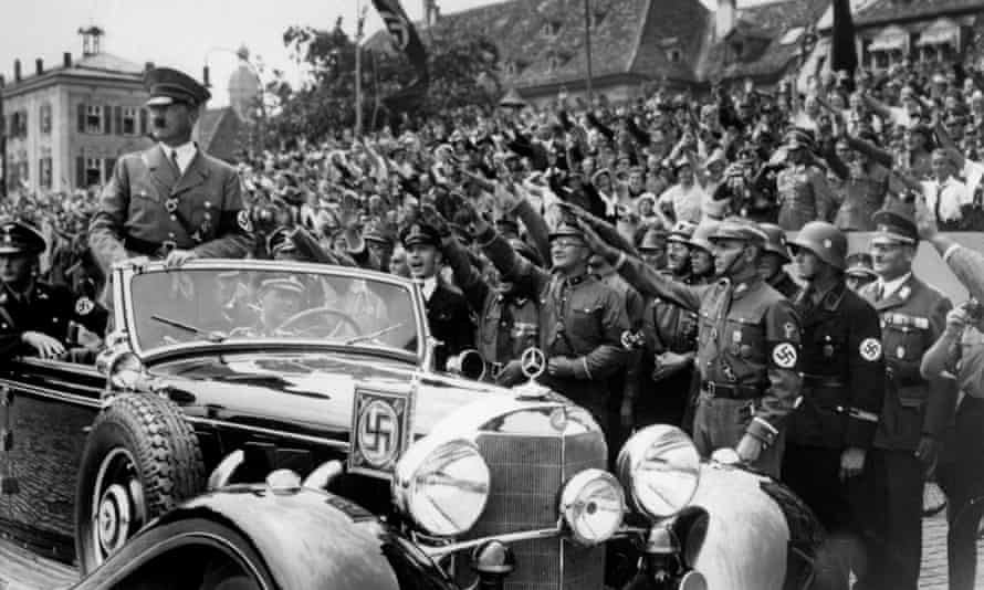 Adolf Hitler in 1937.