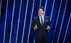 Getting shirty … Michael McIntyre's Big Show.