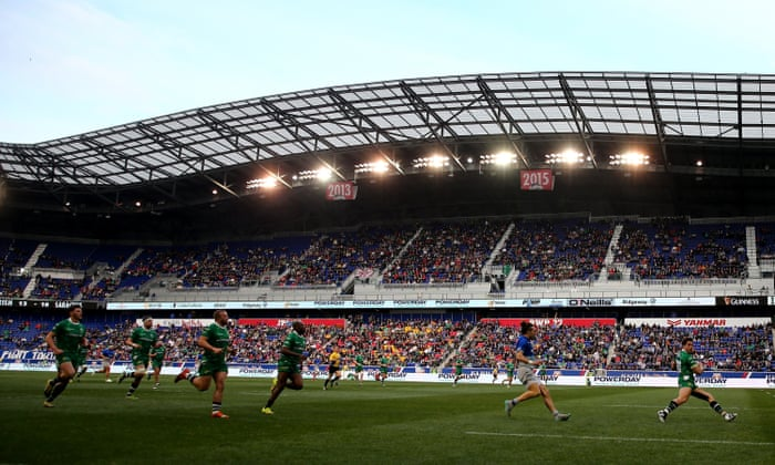 Premiership expects Philadelphia sell-out for Newcastle v Saracens