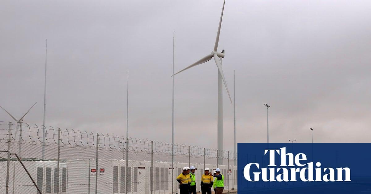 South Australia's Tesla battery on track to make back a