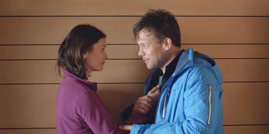 Lisa Loven Kongsli and Johannes Kuhnke in Force.