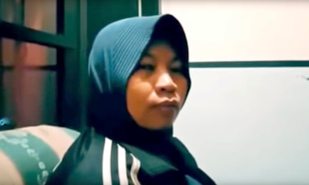 theguardian.com - Indonesia jails teacher who documented sexual harassment