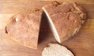Nigel Slater's rye bread