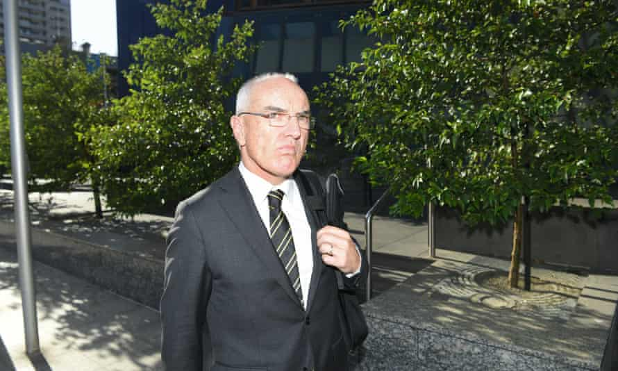 The actions of Registered Organisations Commission boss Chris Enright were not in keeping with a 'conspiracy'.