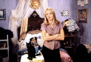 Melissa Joan Hart as Sabrina, the Teenage Witch.