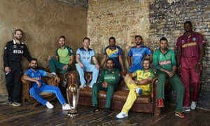 The 10 Cricket World Cup captains were put on the spot by a schoolchild when they gathered for a launch event for the tournament beginning next Thursday.