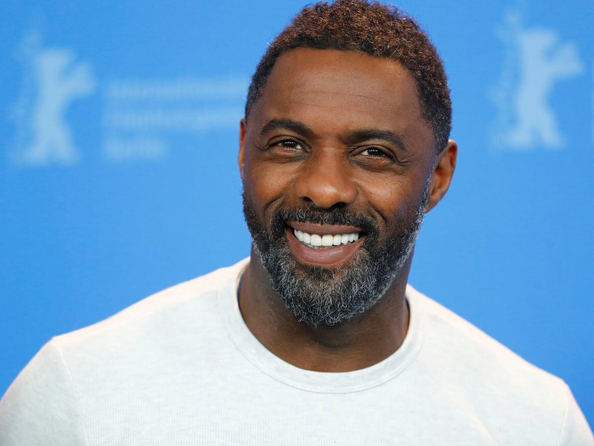 Idris Elba Named Sexiest Man Alive Culture The Guardian