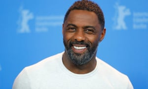 "'I was like, ""Really?""' … Idris Elba."