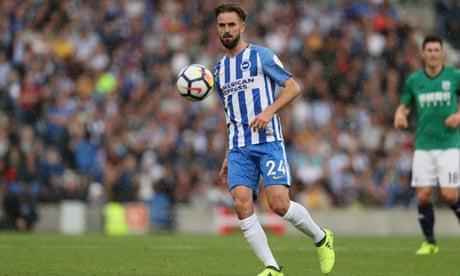 Brighton's Davy Pröpper: 'The Premier League was very important for me'