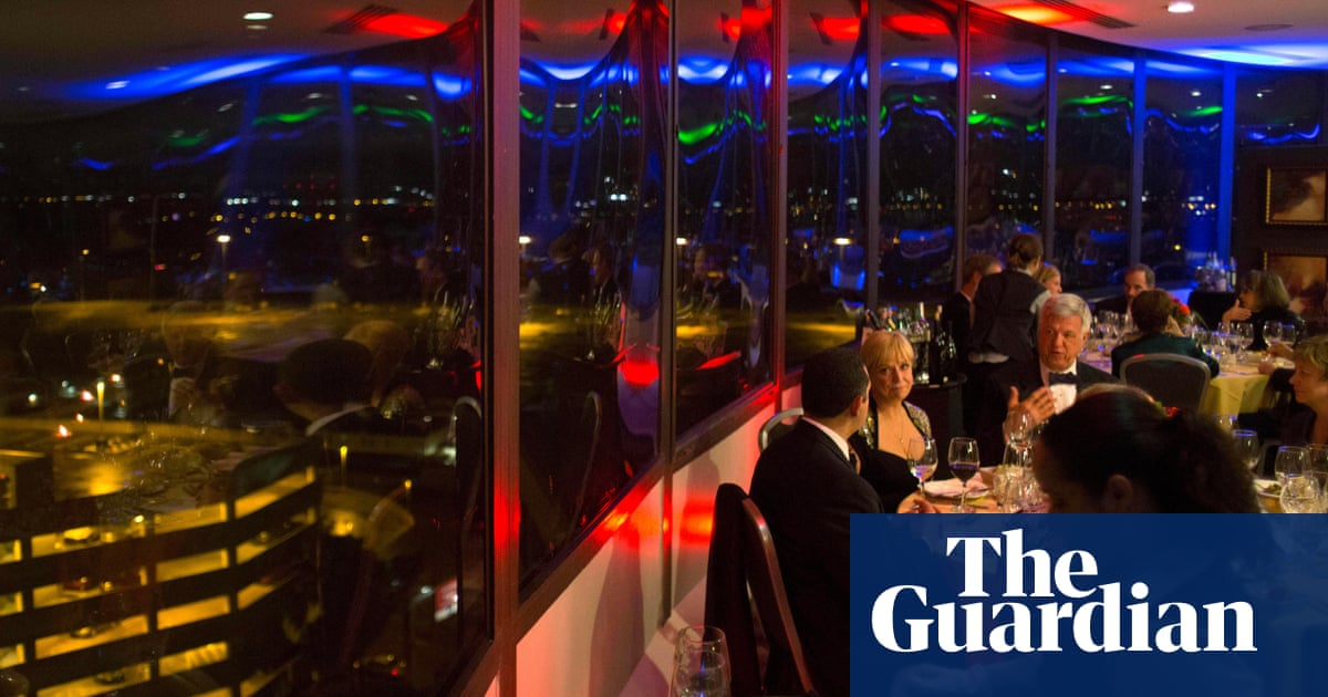 Spin cities: a brief history of revolving restaurants – in