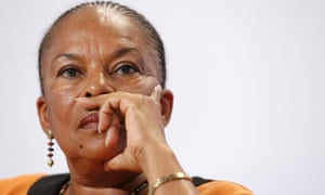 The French justice minister, Christiane Taubira, is 'keen to act on this issue'.