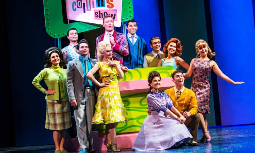 Hairspray at the London Coliseum, which had 10 days' worth of performances cancelled after a positive Covid test.