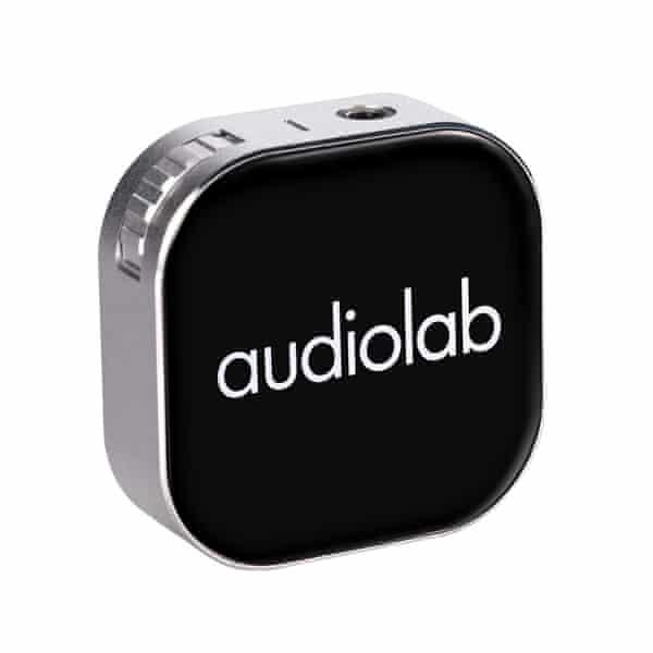 The Audiolab M-DAC Nano.