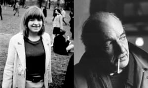 'He was by nature a millenarian' … Polly at a CND demo in 1967 and her father in the late 60s or early 70s.