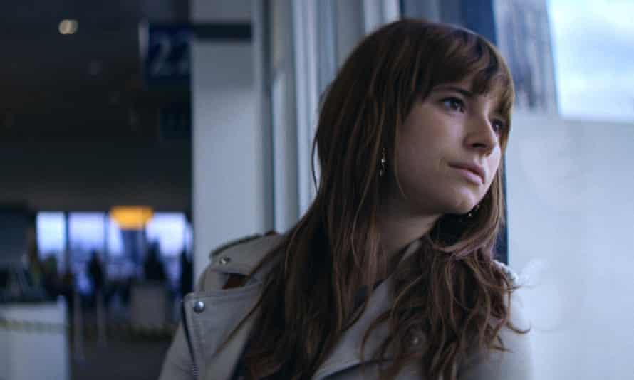 Jessie Buckley in Wild Rose.