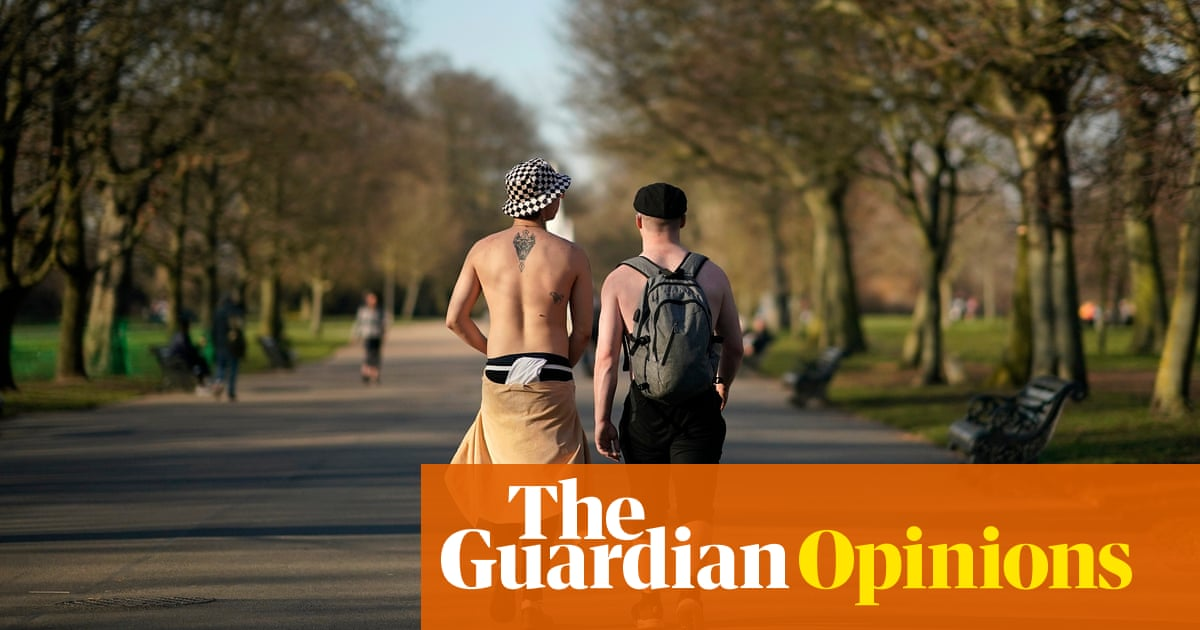 Am I the only one who's terrified about the warm weather? | Jonn Elledge