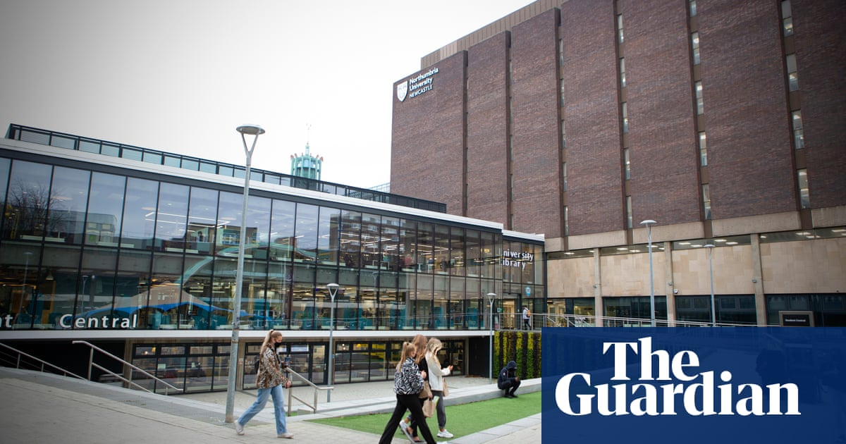Student areas record highest rates of new Covid infections in England