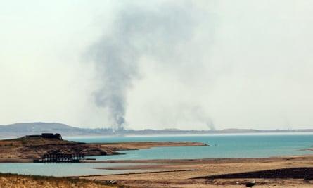 Mosul air strike