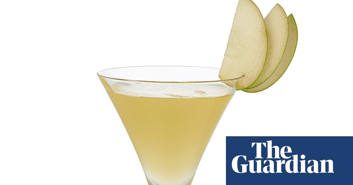 Cocktail of the week: Ronnie Scott's apple 'Greene' martini – recipe