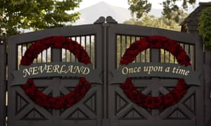 Gates of perception … behind them lies everything $100m can buy.