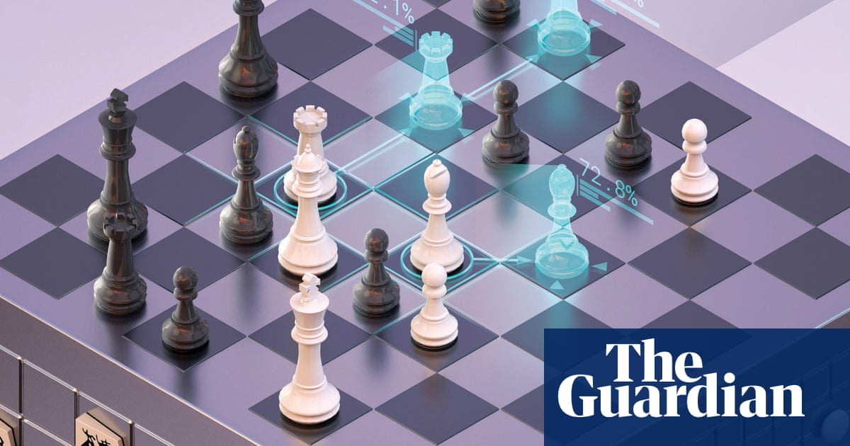 Creative' AlphaZero leads way for chess computers and, maybe