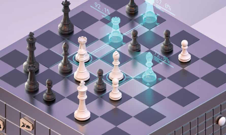 AlphaZero's creator says it could be used to solve real-world problems – such as protein folding, which is responsible for diseases including Alzheimer's, Parkinson's and cystic fibrosis.