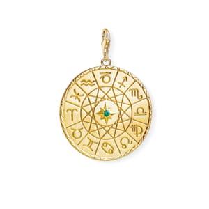Zodiac coin necklace £149, thomassabo.com