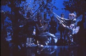 The Fairies, 1984: Members of Trinity Boys Choir