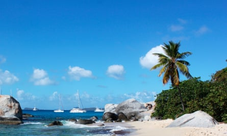 The British Virgin Islands saw unprecedented destruction due to Hurricane Irma but the rebuilding effort, concentrating on homes and tourism, continues in earnest.