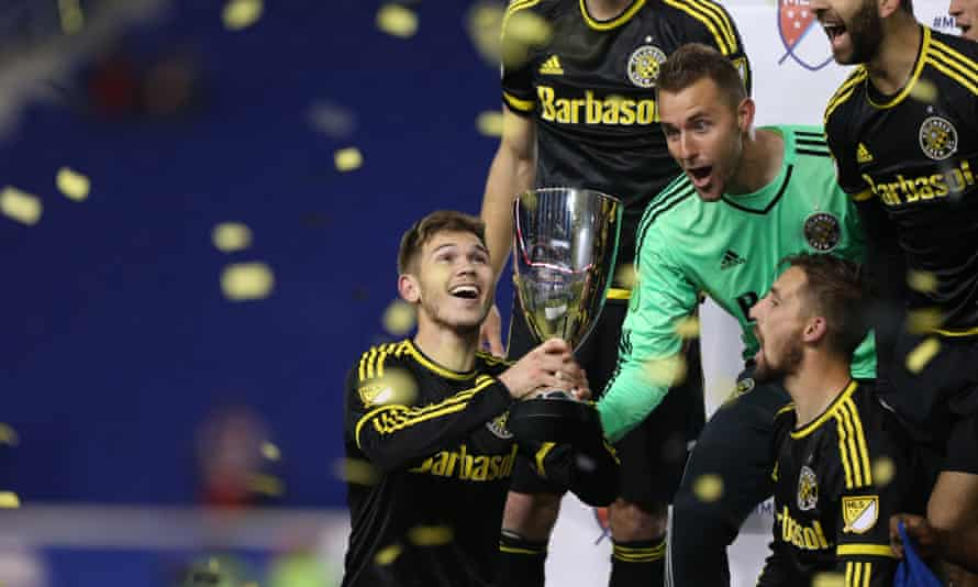 Columbus Crew have a soccer-specific stadium, locally produced players, and