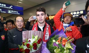 Why Chinese clubs are breaking transfer records – and why