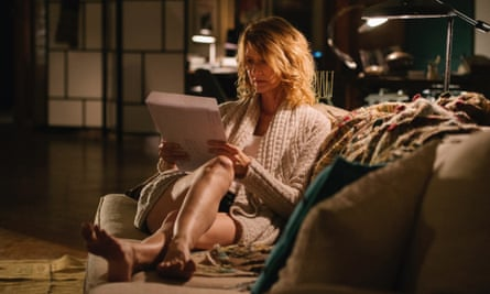 Laura Dern in a still from The Tale.
