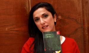 Dorit Rabinyan, whose book about a love affair between a Jewish girl from Tel Aviv and a Palestinian boy from Hebron was banned from Israeli schools