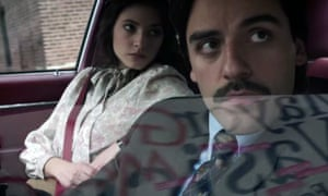 'Riveting': Oscar Isaac with Carla Quevedo in the HBO miniseries How Me a Hero.