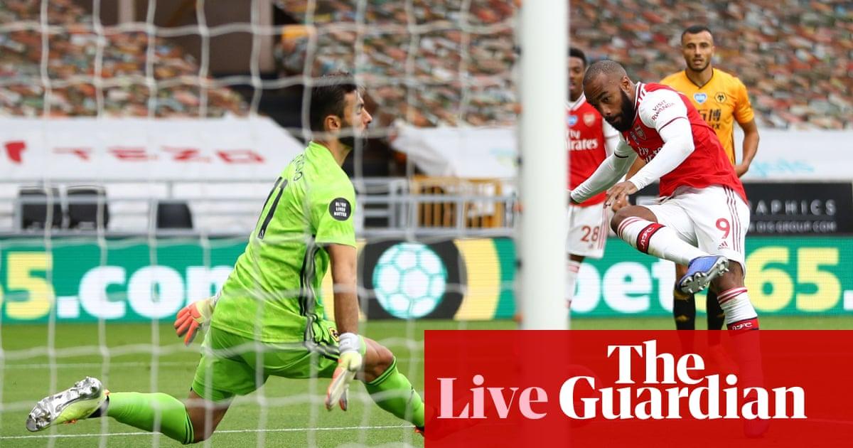 Wolverhampton Wanderers v Arsenal: Premier League – live!