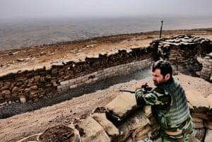 A still from Peshmerga.